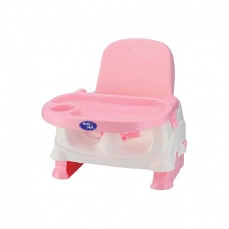 Booster Seat Kursi Makan Anak - Pink