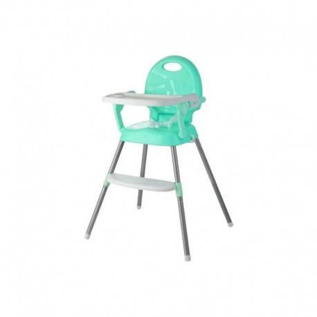 High Chair 3 in 1 Kursi Makan Bayi - Hijau