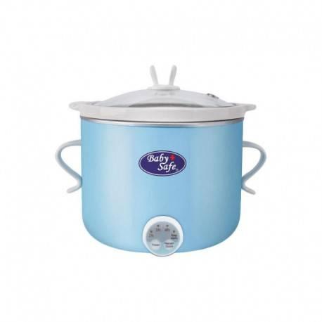 Digital Slow Cooker - Biru [0.8 L]