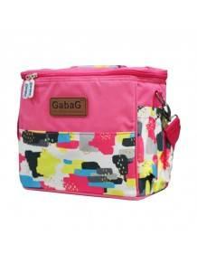Pink Camo Cooler Bag