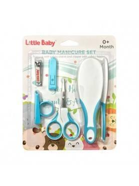 Manicure Set 6 in 1 Gunting Kuku Bayi