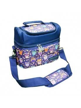 Natural Moms Owl Sling Cooler Bag