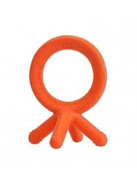 Silicon Teether Orange | Perawatan Gigi Bayi