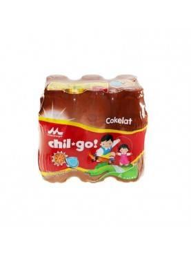 Chil Go Cokelat [140 mL/ 6 pcs]