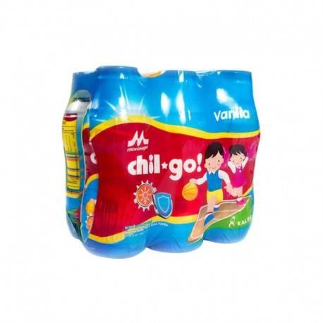 Chil Go Vanila [140 mL/ 6 pcs]