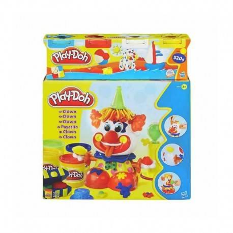 Play-Doh 23010 Clown Mainan Anak