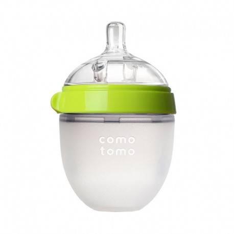Baby Bottle - Green [150 mL]