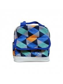 Premium Portable Cooler Bag - Blue