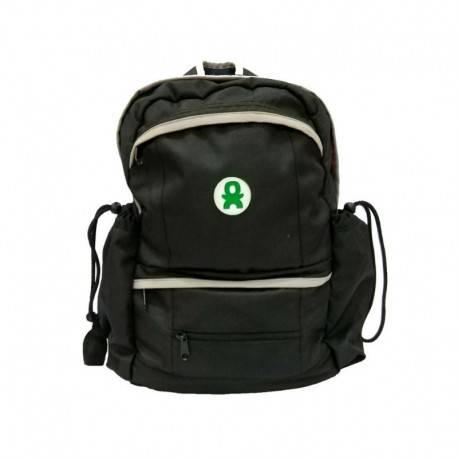 Metro Backpack Tas Bayi - Black