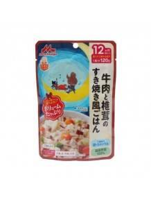 Baby Food 12o Beef Sukiyaki 120gr