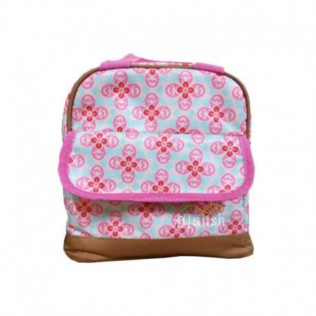 Malish Premium Portable Cooler Bag - Pink