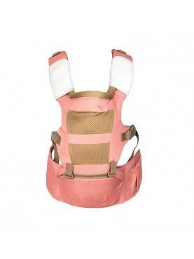 Baby Safe Baby Hip Seat Gendongan Bayi - Pink