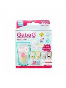 Breastmilk Storage Bags Mix Designs Kantong Asi [120 mL]