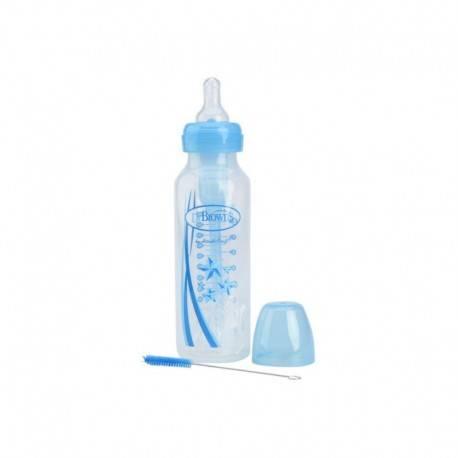 Options 2 in 1 Transition Bottle Kit BT 1541 Botol Susu [250 mL]