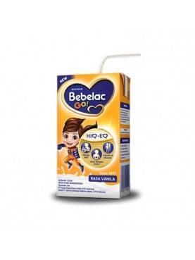 Bebelac Go! Vanila Susu UHT [112 mL/ 40 pcs/ Karton]