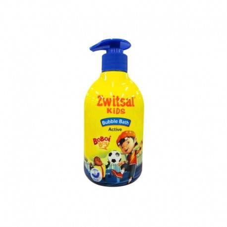 Zwitsal Seri Boboy Boy Kids Bath Action Pump