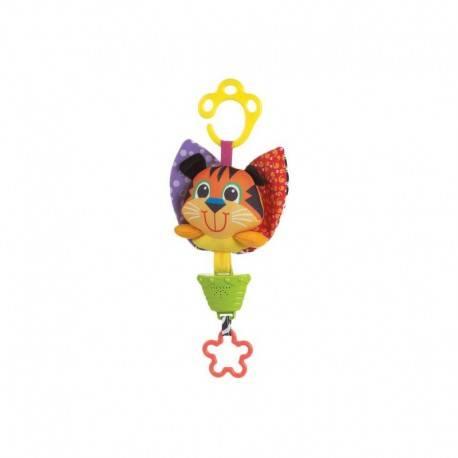 Playgro Musical Pullstring Tiger Mainan Anak