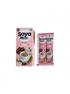 Soya Mix Cokelat Minuman Pelancar ASI