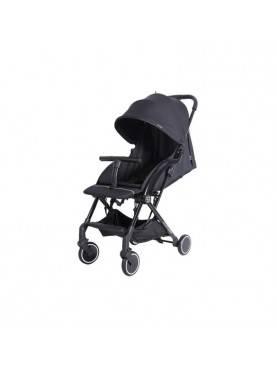 Stuffskin Beebi Baby Stroller - Black