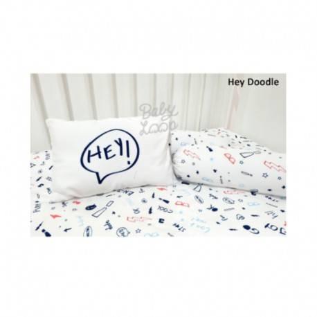 Bedcover Set - Hey Doodle
