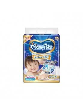 Mamy Poko Perekat Extra Dry Popok Bayi - XXL