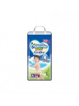 MamyPoko Pants Extra Dry Popok Bayi [Size XL/ 26 pcs]