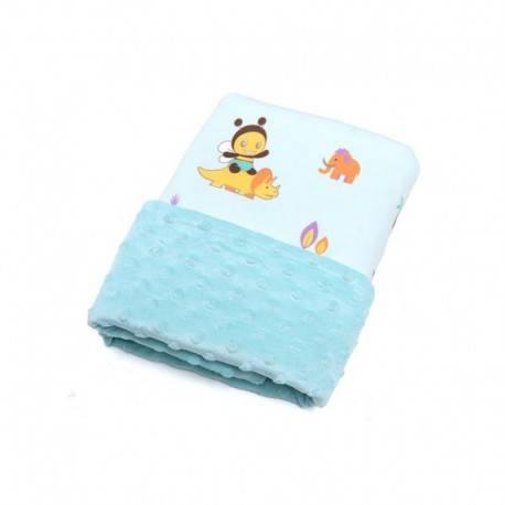 Joyful Blanket Animal Seri Bee & Friend Selimut Bayi