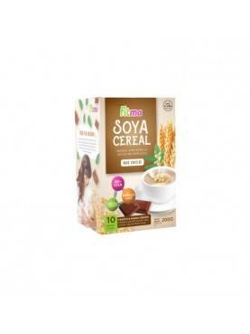 Soya Cereal Pelancar ASI - Coklat [10 Sachet]