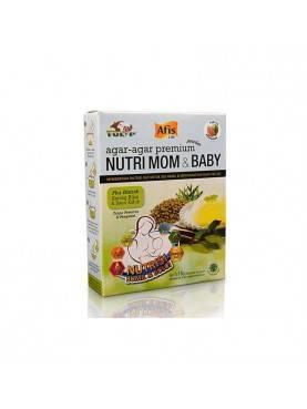 Agar-agar Premium Nutri Mom and Baby untuk Ibu Hamil Menyusui