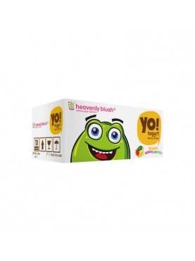 Banana Berries Broccoli Yo Yogurt [1 Karton @24 Pcs/200 mL]