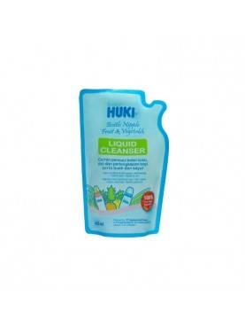 Liquid Cleanser Pouch Sabun Cuci Cair Pembersih Botol Susu Sayuran Buah Buahan [450 mL]