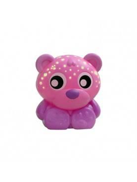 Goodnight Bear Light Projector - Pink