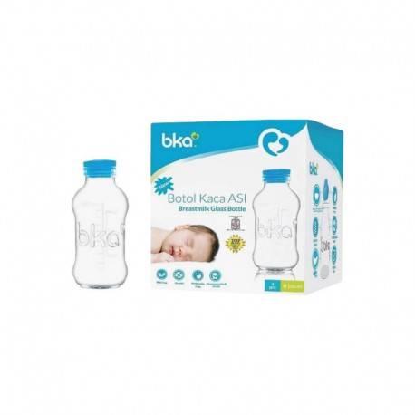 Breastmilk Botol Kaca ASI [4 pcs]