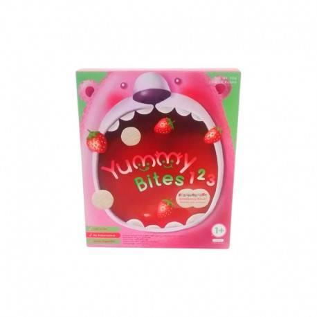 123 Flavor Strawberry Snack Bayi [50 g]