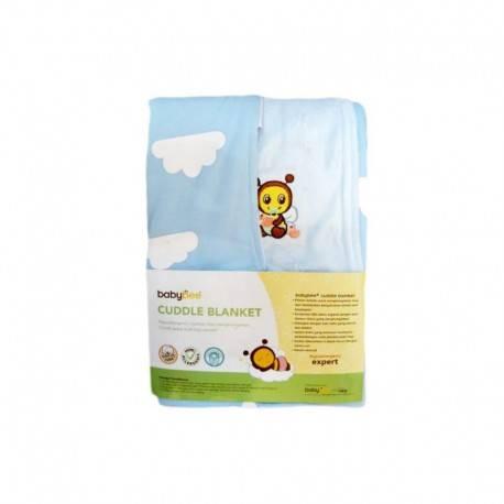Print Baby Cuddle Blanket