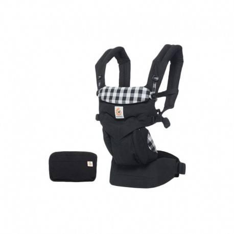 Omni 360 Baby Carrier Gendongan Bayi - Gingham