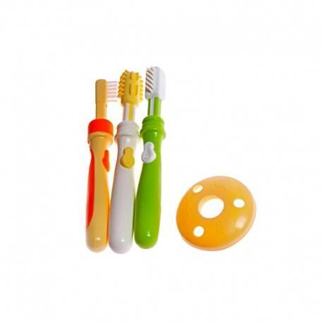 Baby Training Tooth Brush Set