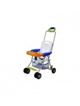 Baby Chair Baby Stroller CS 8288 Kursi Makan Anak - Multicolor