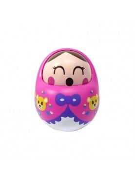Tumbler Doll Boneka Mainan Bayi - Pink