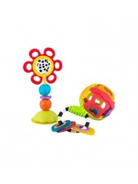 Shake Twist Rattle Gift Pack Mainan Bayi