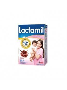 Lactasis Coklat Susu Ibu Menyusui [400 g]