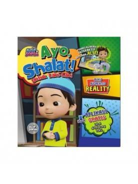 Aliff & Sofia : Ayo, Shalat! Untuk Laki-Laki