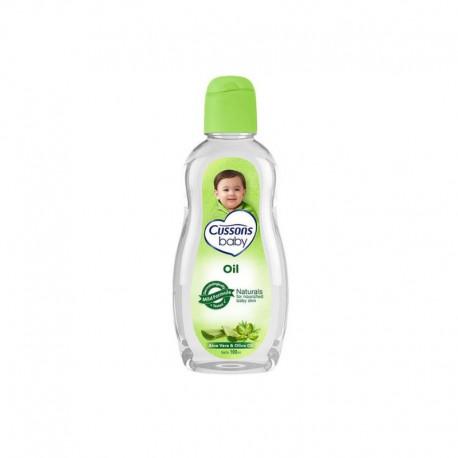 Baby Oil Naturals [100 mL]