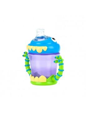iMonster Grip N' Sip Cup Tempat Minum Anak 210 mL