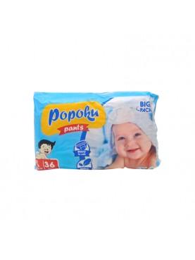 Popok Bayi Celana [Size L/ 36 Pcs]