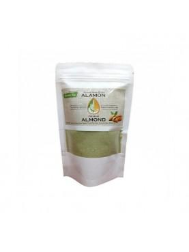Premium Greentea Susu Almond Pelancar asi Asi Booster