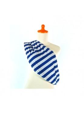 GEOS Navy Grey Stripe (Only Size S)