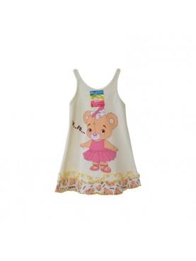 R4 Dress Anak - Yellow