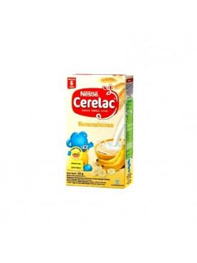 Pisang Susu Bananalicious Cereal Nestle Bubur Bayi