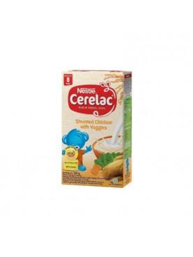 Bubur Bayi Cereal Susu Tim Ayam Sayur 120g